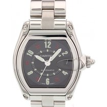 Cartier Roadster Stainless Steel Automatic 2510 w/ Pouch