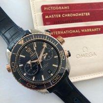Omega Seamaster Planet Ocean Chronograph 215.23.46.51.03.001 2020 nouveau
