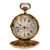 Alto Watch Vintage Savonette Pocket Watch With Quarter...