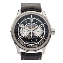 Jaeger-LeCoultre Amvox Stainless Steel Gents 192.8.25 - COM1124