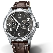 Oris Big Crown ProPilot Worldtimer 01 690 7735 4063-07 1 22 72FC Oris WORLDTIMER Coccodrillo new