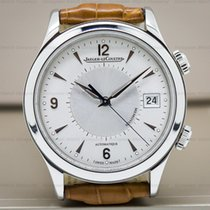 Jaeger-LeCoultre Q1418430 Master Memovox SS Silver Dial (27009)