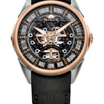 Milus Rose gold Automatic Tirion new