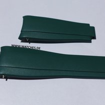 Everest Curved End Rubber Strap Series for Rolex Sports Model...