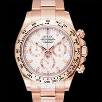 Rolex Daytona Rose gold White United States of America, California, San Mateo