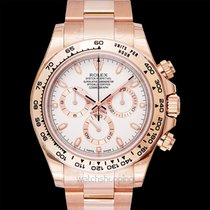 Rolex Daytona Rose gold 40mm White United States of America, California, San Mateo