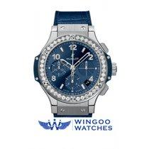 Hublot Big Bang Steel Blue Ref. 341.SX.7170.LR.1204
