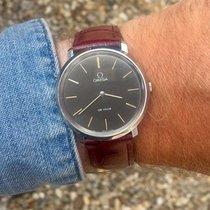 Omega De Ville Mechanical 1970 mens vintage watch + Box