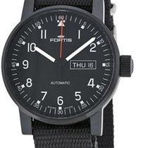 Fortis Flieger 623.18.71N01 new