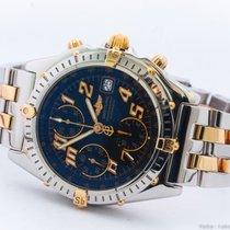 Breitling Chronomat Vitesse Steel/18k Gold/ Box