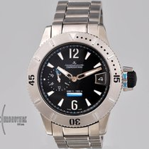 Jaeger-LeCoultre Master Compressor Diving GMT Titanium 44mm Black