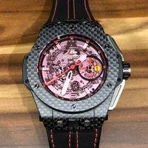 Hublot Big Bang Ferrari Carbon Limited Edition