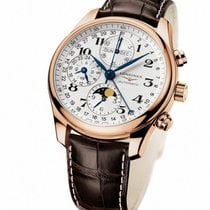 Longines Master Collection 18k