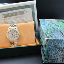 勞力士 DATEJUST THUNDERBIRD 1625 2-Tone Original Silver Dial with...