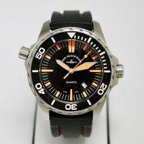 Zeno-Watch Basel Steel 44mm Quartz Australia, SYDNEY