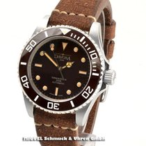 Davosa 40mm Automatic new Ternos Automatic Brown