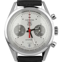 TAG Heuer Carrera Calibre 17 Steel 38mm Silver