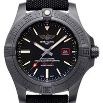 Breitling Avenger Blackbird 44 Titanium 44mm United States of America, New Jersey, Edgewater