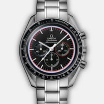 Omega 311.30.42.30.01.003 Stahl Speedmaster Professional Moonwatch 42mm neu