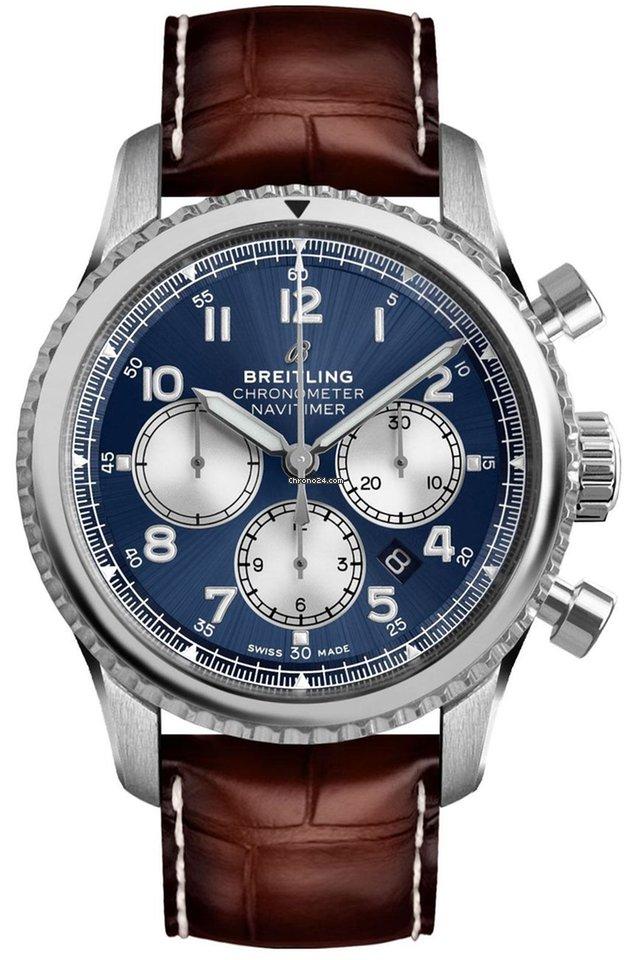 Ceny hodinek Breitling Navitimer 8  e5449dcafd