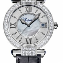 Chopard Imperiale 384822-1002 New Gold/Steel Automatic
