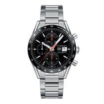 TAG Heuer Carrera Calibre 16 new Automatic Watch with original box and original papers CV201AK.BA0727