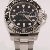 Rolex Steel 40mm Automatic 116710LN pre-owned United Kingdom, Middlesbrough
