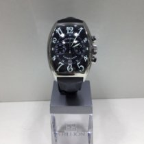 Franck Muller Steel 50mm Automatic 8885 C CC DT SS pre-owned