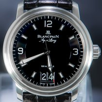 Blancpain Stål 40mm Automatisk 2850B-1130A-64A begagnad