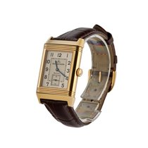 Jaeger-LeCoultre Reverso Grande Taille Ouro amarelo 26mm Prata Árabes