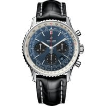 Breitling AB0121211C1P1 Steel Navitimer 1 B01 Chronograph 43 43,00mm new