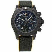 Breitling Automatic Black 50mm new Avenger Hurricane