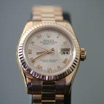 Rolex 179175 Or rose Lady-Datejust 26mm nouveau