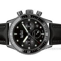 Blancpain Fifty Fathoms Bathyscaphe новые 2020 Автоподзавод Хронограф Часы с оригинальными документами и коробкой 5200-0130-B52A