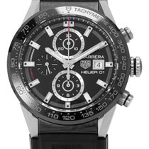 TAG Heuer Carrera Calibre HEUER 01 CAR201Z.FT6046 2016 usato