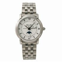 Maurice Lacroix Masterpiece Phases de Lune Steel 38mm White United States of America, New York, New York