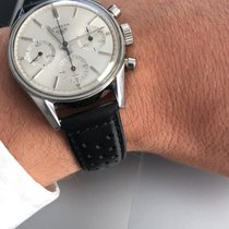 Heuer 2447S 1968 pre-owned