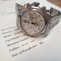 Vacheron Constantin Overseas Chronograph 49150/B01A-9095 2011 pre-owned