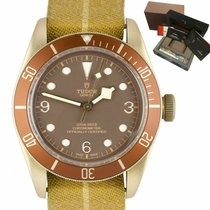 Tudor Black Bay Bronze 79250B pre-owned