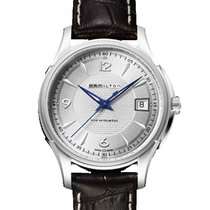 Hamilton Jazzmaster Viewmatic H32455557 New Steel 37mm Automatic