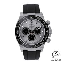 Rolex Daytona new 2019 Automatic Chronograph Watch with original box and original papers 116519LN