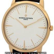 Vacheron Constantin 81180/000r-9159 Rose gold Patrimony 40mm new United States of America, New York, New York
