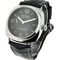 Panerai PAM00388 PAM 388 - Radiomir Black Seal 3 Days in Steel...