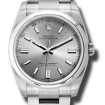 Rolex 116000 stio Oyster Perpetual No-Date 36mm - Domed Bezel