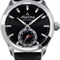 Alpina Geneve Horological Smartwatch AL-285BS5AQ6 Herrenarmban...