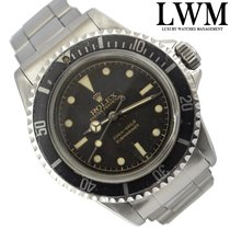 Rolex Submariner 5512 glossy chapter ring exclamation point 1961