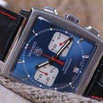 TAG Heuer Monaco Chronograph Blue Dial
