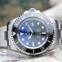 Rolex Deepsea Sea-Dweller Blue Ref. 116660