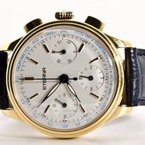Eterna Les Historiques  Flyback Chrono  Caliber 146 HP  18K Gold
