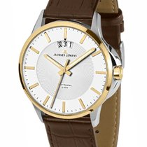 Jacques Lemans 1-1540H Sydney Herren 42mm 10ATM